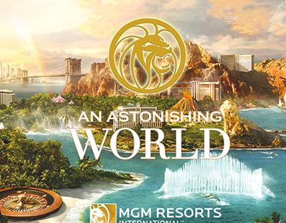 MGM Resorts - Flash Animation