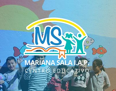Aplicación y Sitio Web - Mariana Sala I.A.P.