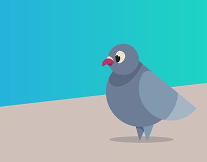 Fraem - Pigeon Carrier