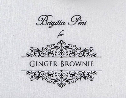 porcelain accessories for Ginger Brownie