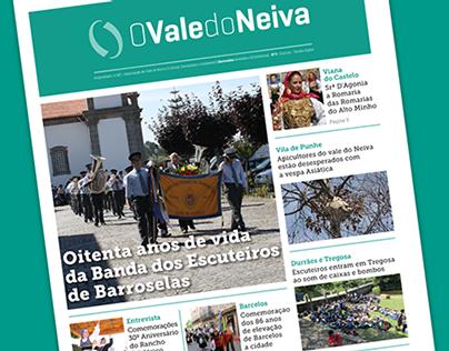 Jornal O Vale do Neiva