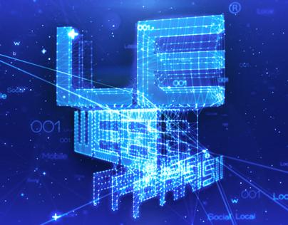 LeWeb 11 - Séquence d'ouverture