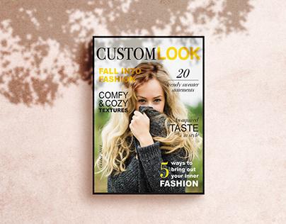 Custom Look Fashion Magazine
