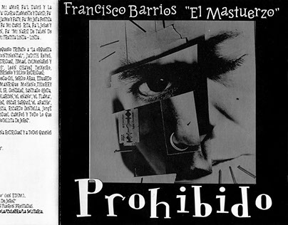 "CD de Francisco Barrios ""El Mastuerzo"""