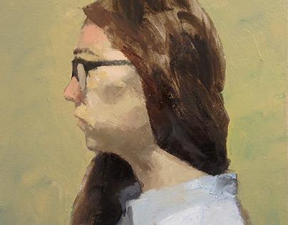 Paintings 2014