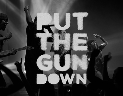 PUT THE GUN DOWN, Creative direction