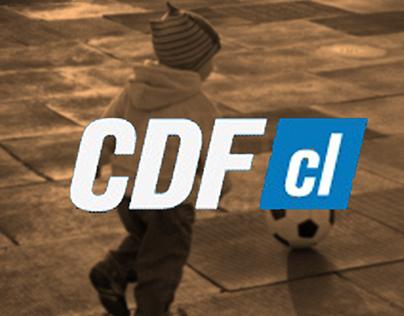 Frase de radio CDF
