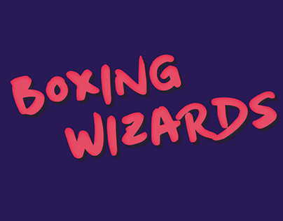 Typeface: Boxing Wizards