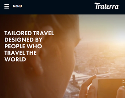 Mark Travel Traterra Product Strategy