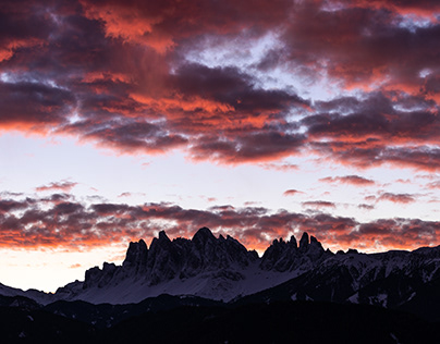 Colourful Dolomites
