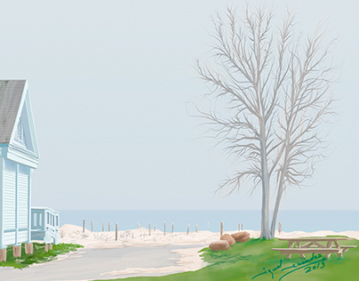 Digital Painting 2013