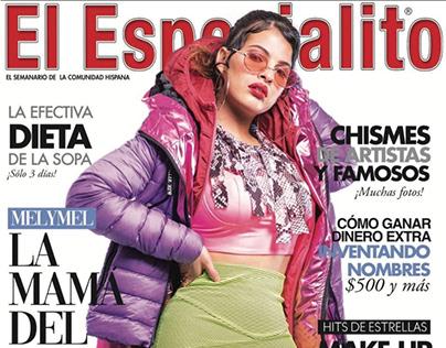 Melymel Magazine Cover