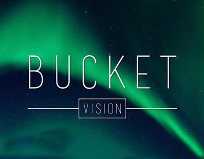 BUCKETVISION - WEB APP