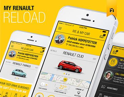 MY Renault Reload