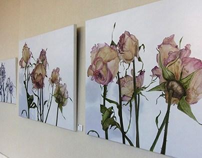 Kathryn Ryan exhibiting with No White Walls, Abu Dhabi