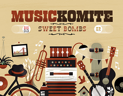 "Music Komite ""Sweet Bombs"""