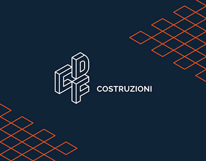 CDF Costruzioni   Brand Design