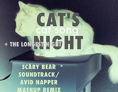 EQUINOX HUNTERS PLAYLIST | cat's night mashup remix