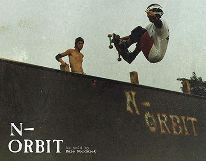 N-Orbit Skateshop - A Look Back