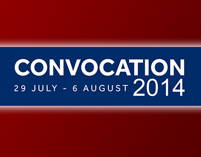 Convocation In Brief: We At Work