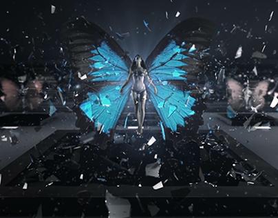 Butterflies - Video for Boudoir Lingerie