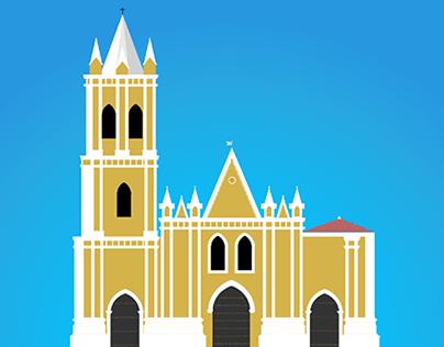 Iglesia San Francisco de Asís - Ilustración