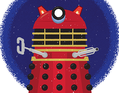 Dr. Who and the Daleks for SilverScreen Society