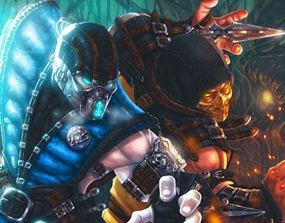 Mortal Kombat X Kollective