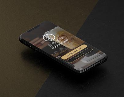 Chunyang Tea - App Design, Digital Marketing