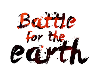 Battle for the earth remains   Game graphics develpment