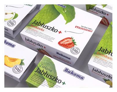 Bakoma - Jabłuszko+