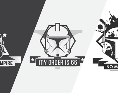 Star Wars Illustration + Wallpapers for devices.