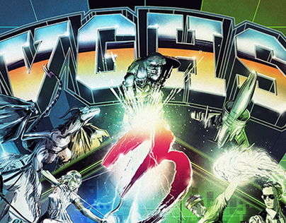 VGHS - Season 3 Poster