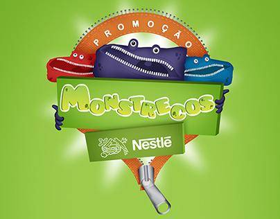 Nestlé - Monstrecos