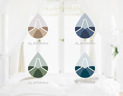 Logo Branding Design - Alamayah Villa