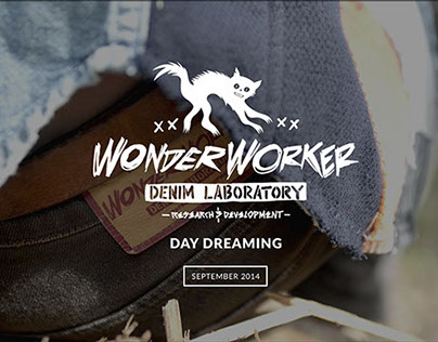 "DAY DREAMING ""Wonder Worker Denim Laboratory"""