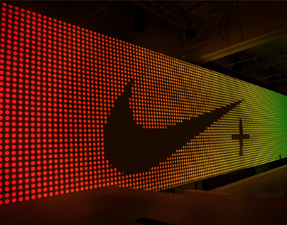 NIKE FUELBAND - The Game