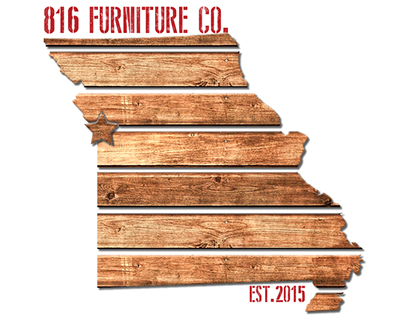 Brand Identity for 816 Furniture Co.