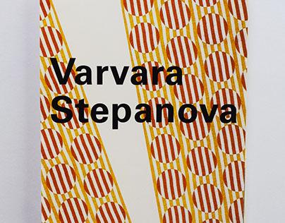 Varvara Stepanova Designer Accordion