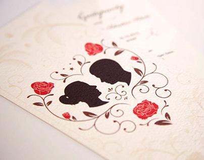 Wedding Invitation - 2010