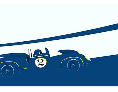 Lola T70 - Prescott Hill