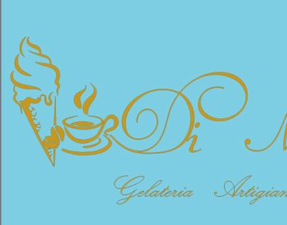 "Logo ""Gelateria Artigianale - Di Massa"""