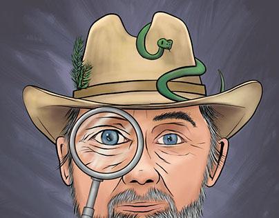 The Absurd Naturalist