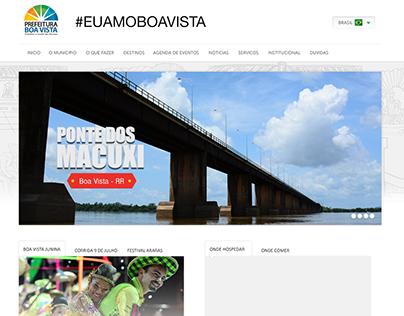 Turismo Boa Vista
