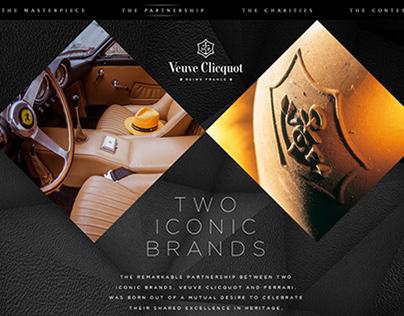 Veuve Clicquot - Maranello Edition