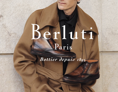 Cinemagraphs / Animated photography - Berluti