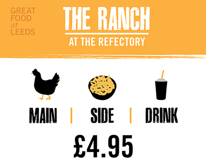 Great Food at Leeds - The Ranch