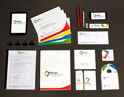 Design Showcase 2014 Branding
