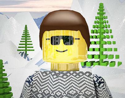 Lego's animation