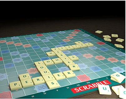 Scrabble modelisation